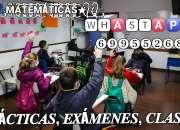 RESOLUCIÓN DE PRÁCTICAS EXÁMENES DE COMPLEJIDAD MATEMÁTICAS FÍSICA QUÍMICA
